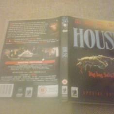 HOUSE - Special Edition - DVD - Film SF, Engleza