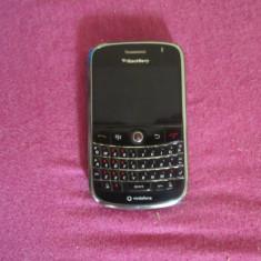 Telefon blackberry bold 9000 vodafone, Negru, 1GB, Single core, 128 MB
