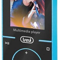 MP3 / MP4 player TREVI MPV 1730, albastru - Mp4 playere