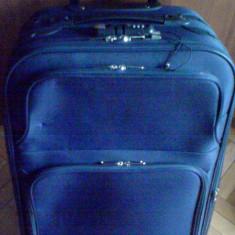 Troler/valiza pe roti H67XL41Xl25cm --FOLOSIT- IN STOC - Troller