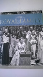 The Royal Family a Year by Year (Chronicle), album 30/25 cm  (4+1)