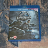 Film - Jurassic World [+ UV Copy] 1 Blu-Ray Disc, Import UK - Film SF Altele, Engleza