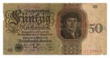 GERMANIA 50 Reichsmark MARCI 1924 U