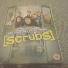 SCRUBS - The complete third series - 4 DVD - Film serial, Actiune, Engleza