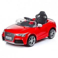 Masinuta electrica Audi RS05 red - Masinuta electrica copii Chipolino