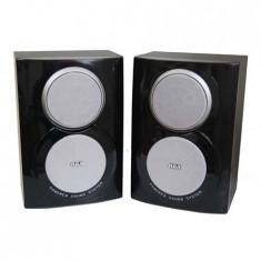 BOXA STEREO 100W ARGINTIU - Mixere DJ