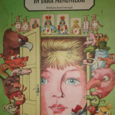 PERIPETIILE ALISEI IN TARA MINUNILOR (CU ILUSTRATII ) 77PAG./AN 1987= L. CARROLL - Carte de povesti