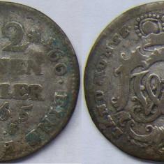 Padeborn 1/12 thaler 1765