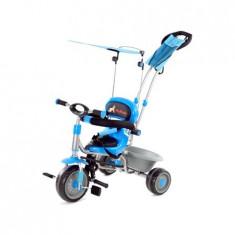 Tricicleta Pentru Copii Rider A908-1 Albastru - Tricicleta copii MyKids