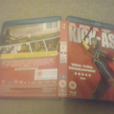 Kick-Ass - BLU RAY - Film comedie, Engleza