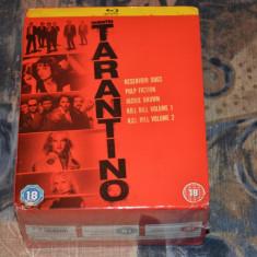 Film - Quentin Tarantino Movies [5 Filme - 5 Discuri Blu-Ray], import UK - Film actiune lionsgate, Engleza