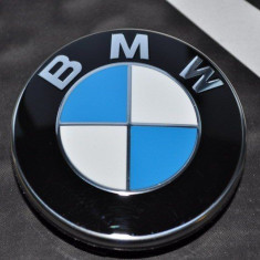 Capac Janta BMW Original 68mm - Janta aliaj BMW, Diametru: 18, Numar prezoane: 4