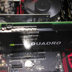 Placa video Quadro K4000 - Placa video PC PNY, PCI Express, 3 GB, nVidia