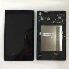 Ansamblu Display Ecran LCD Afisaj Touchscreen Digitizer Geam Sticla Lenovo A8-50 - Display LCD