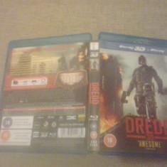 DREDD - 3D - BLU RAY 3D - Film actiune, Engleza