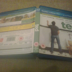 TED - BLU RAY - Film comedie, Engleza