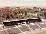 Foto fotbal-carte postala 1964 - Stadionul LEVSKI SOFIA (Bulgaria)