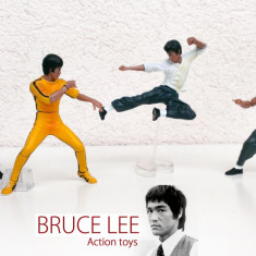 Figurine / jucarii cu legendarul Bruce Lee - Figurina Desene animate Altele