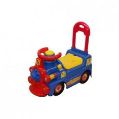 Masina De Impins Copii Ur-Ls-888 Blue Baby Mix