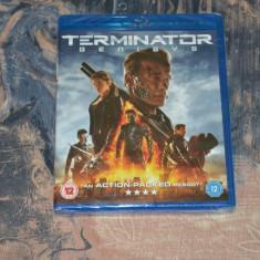 Film - Terminator Genisys [1 Disc Blu-Ray], Import UK - Film SF paramount, Engleza