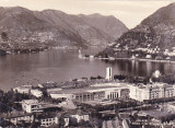 Foto fotbal-carte postala- Stadionul COMO (anii`60)
