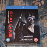 Film - Stallone Collection [5 Filme Blu-Ray, 5 Discs], Import UK