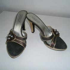 Papuci eleganti de dama, AFRODITA, marimea 37! - Sabot dama, Culoare: Din imagine