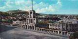 Foto fotbal-carte postala anii`60 - Stadionul din BOLOGNA (Italia)