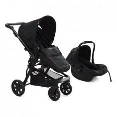 Carucior Copii Transformabil Babygo Black - Carucior copii 3 in 1 MyKids