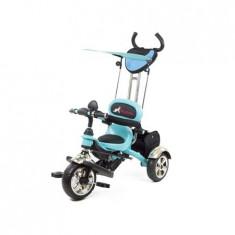 Tricicleta Pentru Copii Luxury Kr01 Albastru - Tricicleta copii MyKids