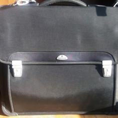 SAMSONITE geanta business, neagra pentru toate tipurile de laptop - Geanta laptop