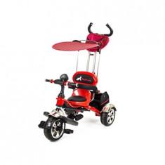 Tricicleta Pentru Copii Luxury Kr01 Rosu - Tricicleta copii MyKids