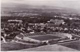 "Foto fotbal-carte postala anii`60 - Stadionul ""23 August"" BACAU"