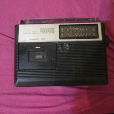 Radio casetofon comunist neprobat pret de defect