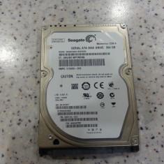 Hdd laptop 500Gb sata Seagate Momentus 7200.4, testat, fara baduri., 500-999 GB