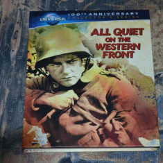 Film - All Quiet On The Western Front - 1930 Digibook [1 Disc Blu-Ray], Import - Film drama universal pictures, Engleza