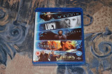Film - 47 Ronin / Lucy / Dracula Untold / Immortals / R.I.P.D. - 5 Blu-Ray Discs, BLU RAY, Engleza, universal pictures
