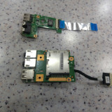Modul audio - usb + modul lan-usb laptop Lenovo B575e