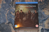 Film - Vampire Diaries - Sezoanele 1 - 6 [24 Discuri Blu-Ray], Import UK, BLU RAY, Fantastic, Engleza, warner bros. pictures