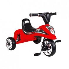 Tricicleta Pentru Copii Titan Rosu - Tricicleta copii MyKids