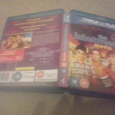 The inbetweeners movie - BLU RAY + 2 DVD - Film comedie, Engleza
