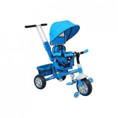 Tricicleta copii Baby Mix Cu Scaun Reversibil Ur-Etb32 2 Blue