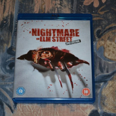 Film - Colectia A Nightmare on Elm Street 1-7 [4 Discs Blu-Ray +1 DVD] Import UK - Film thriller warner bros. pictures, Engleza