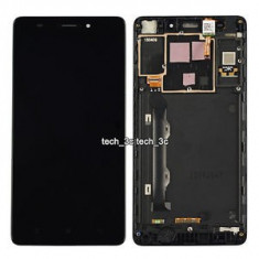 Ansamblu Display Ecran LCD Afisaj Touchscreen Digitizer Geam Lenovo K3 Note - Display LCD