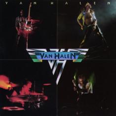 Van Halen (US) - Van Halen 1978, Repress, German Pressing ( in stare f buna) - Muzica Rock warner, VINIL