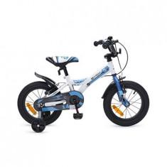 Bicicleta Copii 14 Rapid Albastru