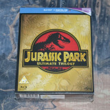 Film - Jurassic Park Trilogy [3 Film - 3 Discuri Blu-Ray], Import UK