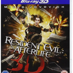 Film - The Green Hornet 3D / Resident Evil: Afterlife 3D / Priest 3D - 3 Discuri - Film actiune sony pictures, BLU RAY 3D, Engleza