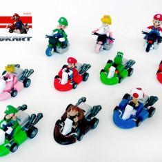 Figurine / jucarii Mario Kart - Mario, Luigi, Peach & prietenii - Figurina Desene animate Altele