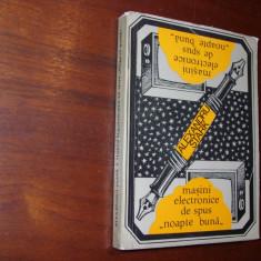 ALEXANDRU STARK - MASINI ELECTRONICE DE SPUS